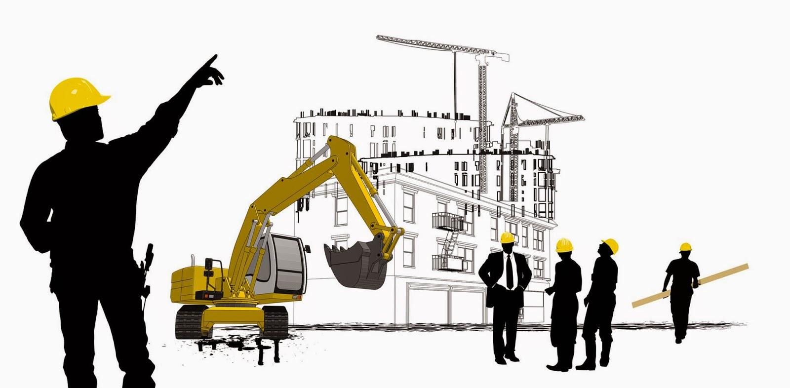 ارتقاع مبيعات قطاع البناء والأشغال العمومية