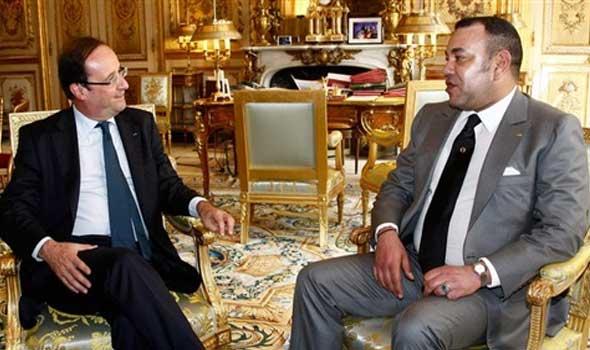 خطاب ملكي : فرنسا تقدر عاليا التنسيق والتعاون الأمني مع المغربي لمواجهة الارهاب