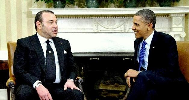 أوباما للملك محمد السادس: الاحترام الذي نكنه لبعضنا البعض، والتقدير الذي نوليه لعلاقاتنا يشكلان أساسا لحوارنا الدائم وللنهوض بمصالحنا المشتركة