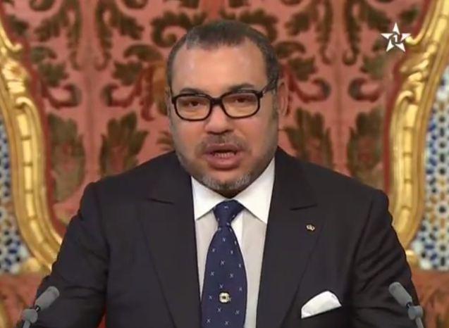 الملك يوجه  خطابا ساميا إلى الأمة بمناسبة عيد العرش المجيد