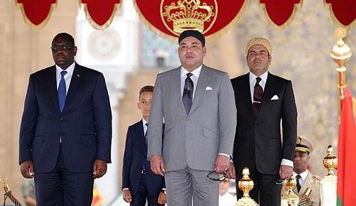 الانخراط والجهود الموصولة للملك محمد السادس اتجاه البلدان الإفريقية مصدر إلهام