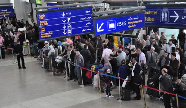 كارثة في مطار الجزائر