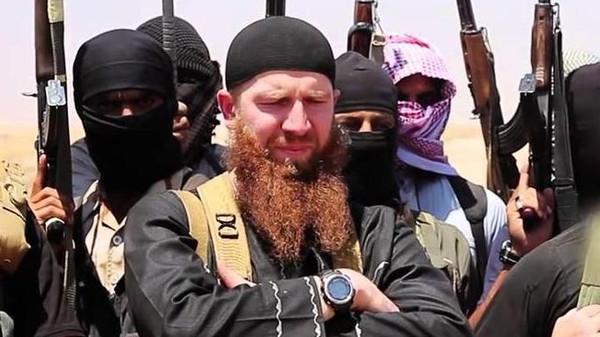 داعش يؤكد مقتل عمر الشيشاني أحد أبرز قيادات التنظيم