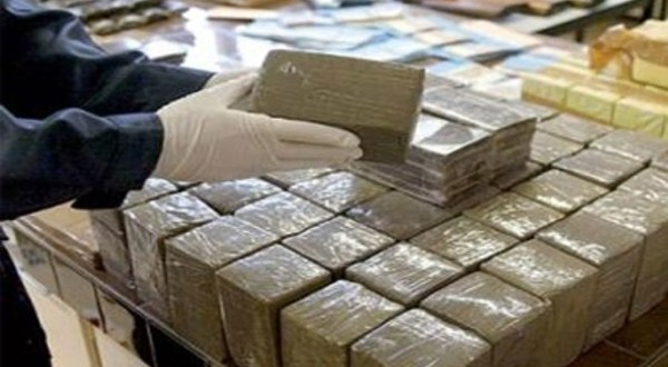 إحباط محاولة تهريب أزيد من 4 أطنان من مخدر الحشيش جنوب الداخلة