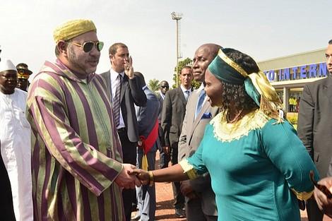 """الملك محمد السادس  """"يقدم الكثير للقارة"""" الإفريقية في مجال الأمن والاقتصاد والدبلوماسية"""