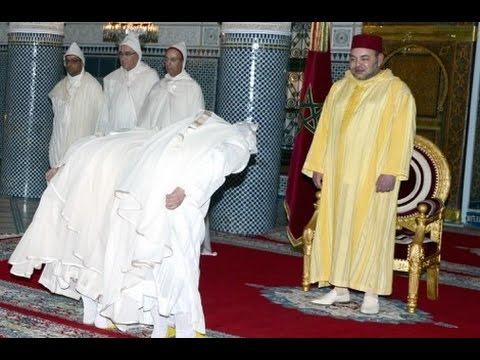 الملك يستقبل عددا من الولاة والعمال الجدد المعينين بالإدارتين المركزية والترابية