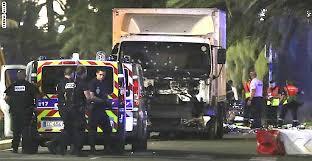 مصادر أمنية تونسية: منفذ الهجوم بشاحنة في نيس من بلدة مساكن التونسية