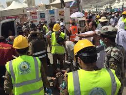 هل يتكرر حادث الحج مرة اخرى؟..اصابة 18 معتمرا بجروح نتيجة تدافع في مكة