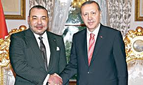 المغرب يتابع انقلاب تركيا