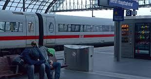 """اعتداء بفأس وسكين في  القطار  بألمانيا وسماع صراخ"""" الله اكبر"""""""
