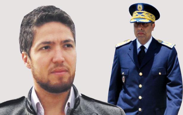 القضاء الفرنسي يحفظ شكاية  زكريا المومني ضد عبد اللطيف الحموشي