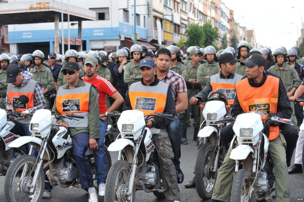 الأمن المغربي يفكك نصف مليون جريمة