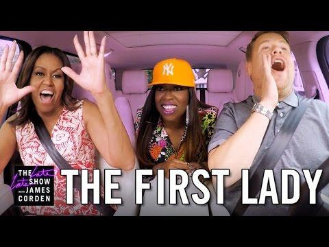 "ميشيل أوباما تغني ""Single Ladies"""