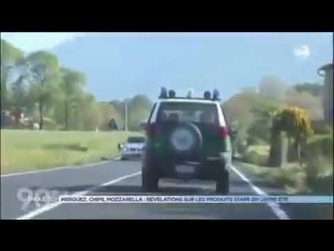 قناة TF1 الفرنسية: النفايات الإيطالية أشد خطرا من كارثة تشيرنوبيل النووية  الإيطالية أشد خطرا من كارثة تشيرنوبيل النووية