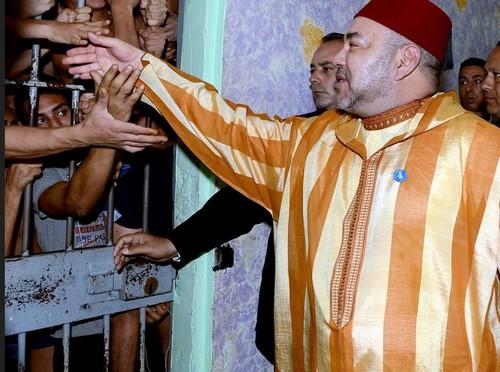 الملك يصدر عفوه السامي على 378 شخصا بمناسبة ذكرى ثورة الملك والشعب