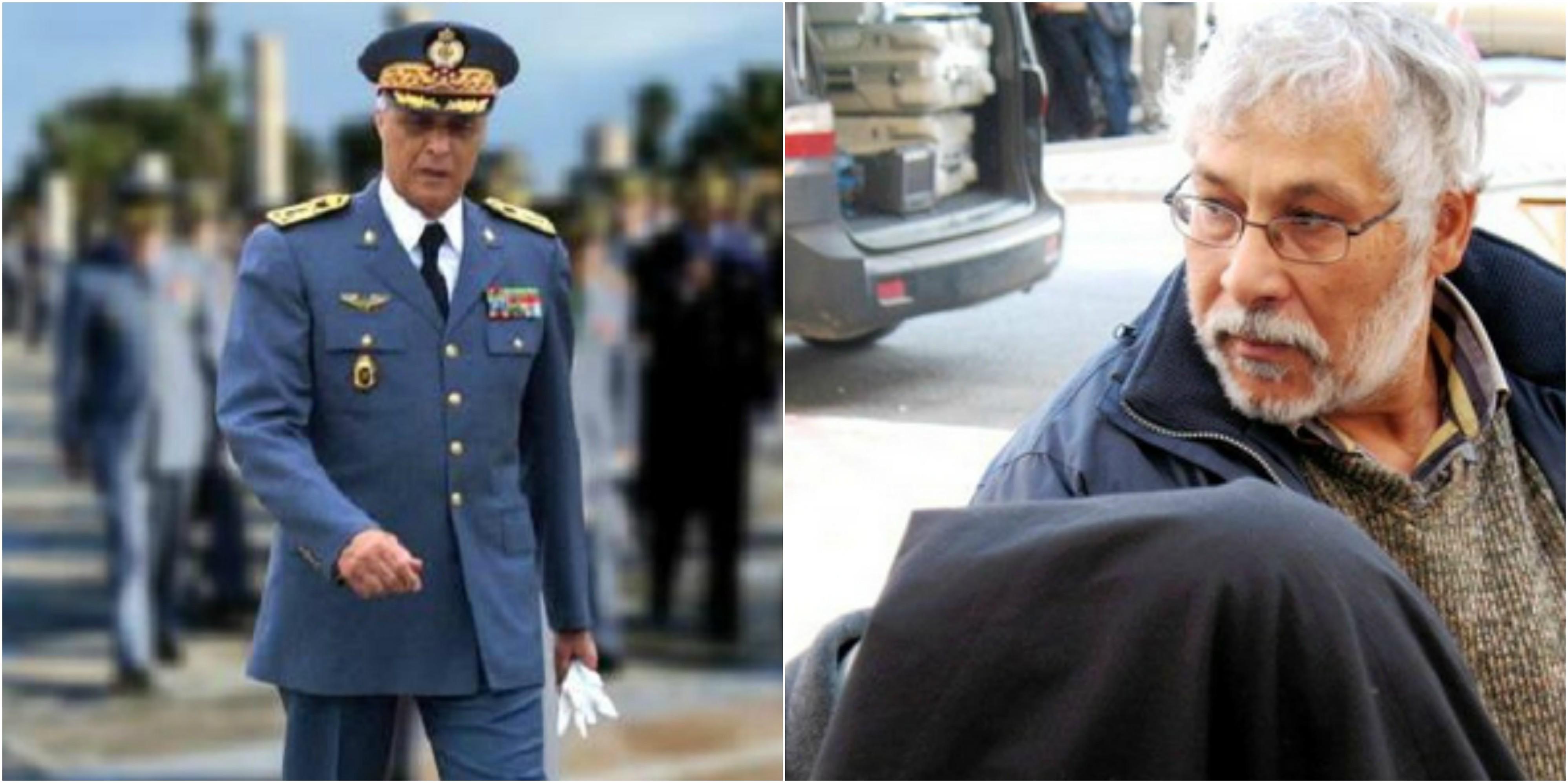 """المخرج شفيق السحيمي يراسل الجنرال حسني بنسليمان بسبب مسلسل """"شوك السدرة"""""""