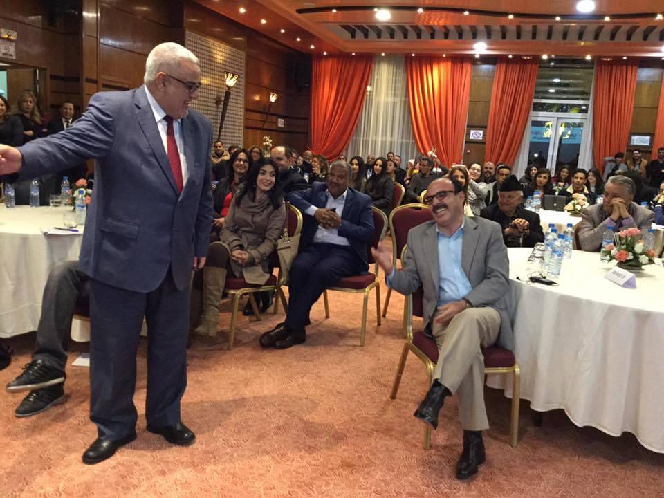 قربلة: اعضاء بحزب العدالة والتنمية يلتحقون بالبام ويعقدون ندوة صحفية