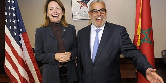 خطير: أمريكا تتدخل في المغرب بدعم بن كيران