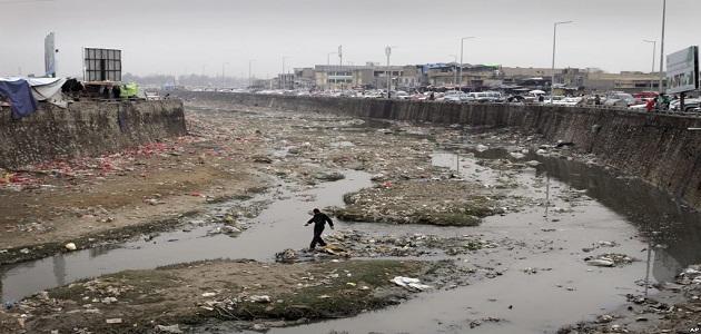 تلوث المياه يهدد صحة 320 مليون شخص