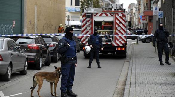 انفجار قنبلة ببروكسل