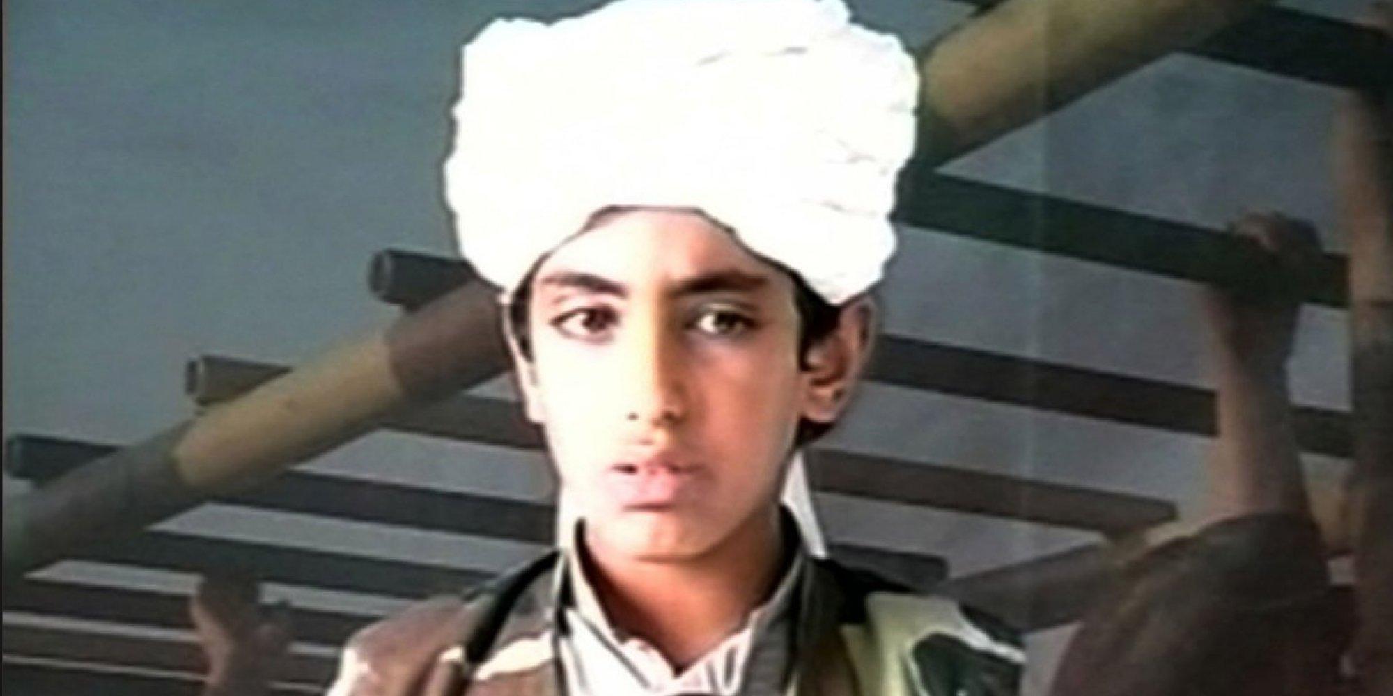 حمزة بن لادن يدعو الى قلب نظام الحكم في السعودية