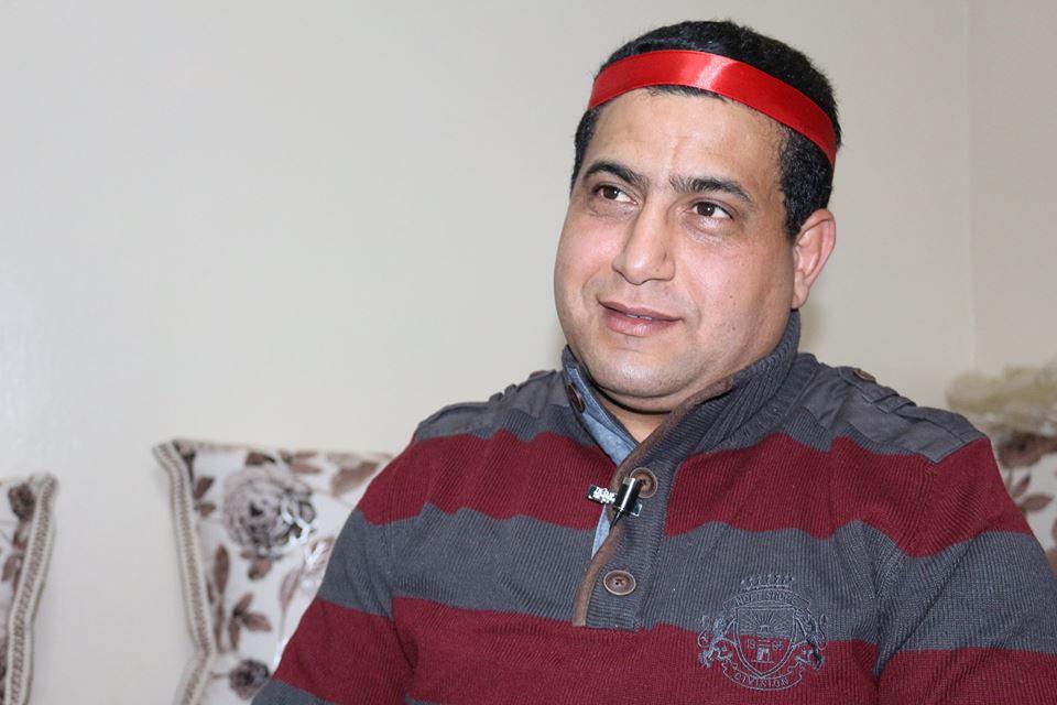 القاضي المعزول الهيني يعلن إضرابه عن  الطعام لهذا السبب