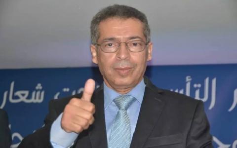 """للأسف محمد  ضريف: حكم على نفسه ب""""الموت"""" حينما تعاطى للسياسة، وتزعم حزبا"""