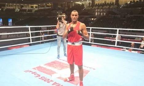 فضيحة : توقيف الملاكم المغربي حسن سعادة بسبب « اعتداءه جنسيا » على عاملتي نظافة بألعاب ريو ديجانيرو