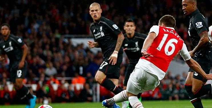 ليفربول يصعق أرسنال في موقعة القمة وفوز كبير ليونايتد