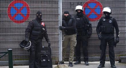 داعش يتبنى الاعتداء على شرطيتين في بلجيكا