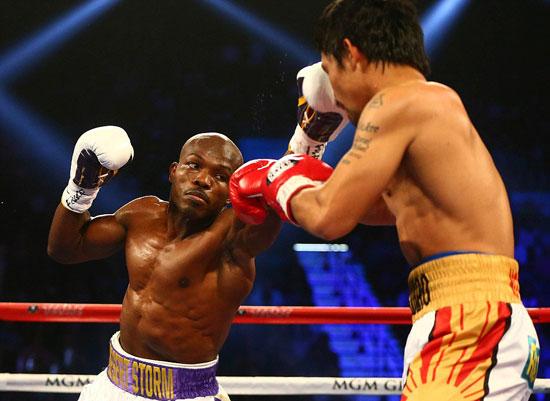 ملاكمة: باكياو سيعود الى الحلبات للقاء فارغاس قبل نهاية العام