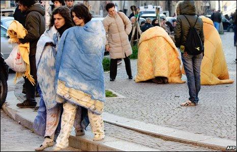 لا يوجد لحد الآن مغاربة ضمن ضحايا الزلزال الذي ضرب شمال شرق إيطاليا