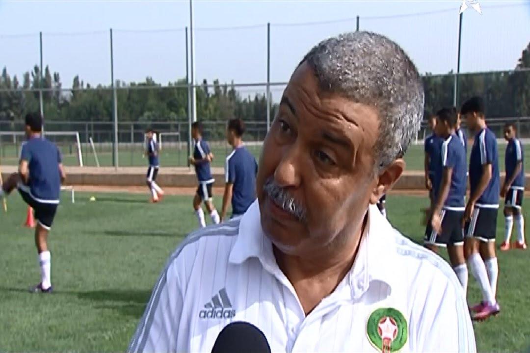 استعدادات المنتخب الوطني للفتيان للقاء اياب تصفيات أمم افريقيا أمام غينيا