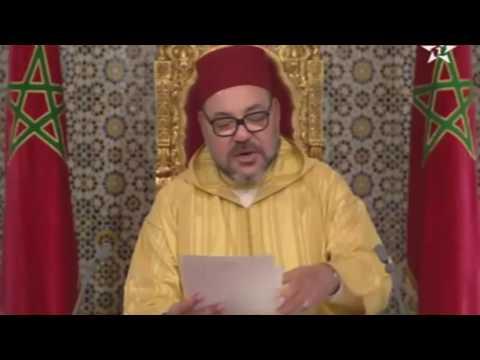 الملك محمد السادس : الإرهابيون ليسوا مسلمين و مصيرهم جهنم خالدين فيها أبدا