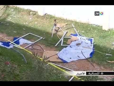 شهادات طلبة بعد حادث انفجار داخل المدرسة الوطنية العليا للمعادن