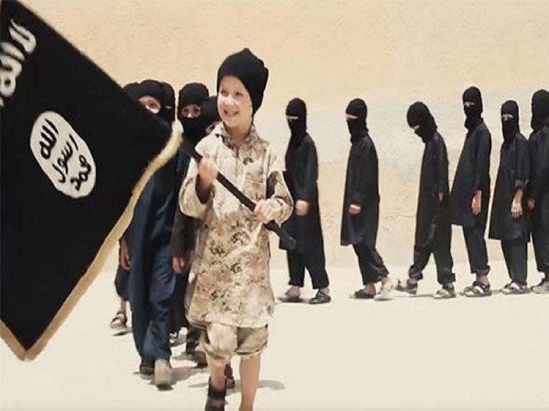 خطورة: داعش درب 50 طفلاً في كركوك لإستخدامهم كانتحاريين
