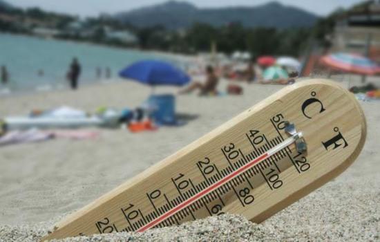 موجة حرارة ابتداء من يوم الأربعاء وإلى غاية الأحد المقبل بالعديد من مناطق المغربية