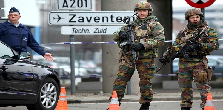 بلجيكا:  وفاة مهاجم تشارلروي بعد إصابته بعيار ناري