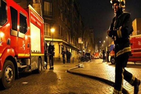 مصرع 13 شخصا  بجروح في حريق داخل حانة في فرنسا