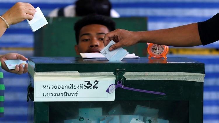 بدء استفتاء حول دستور مثير للجدل في تايلاند