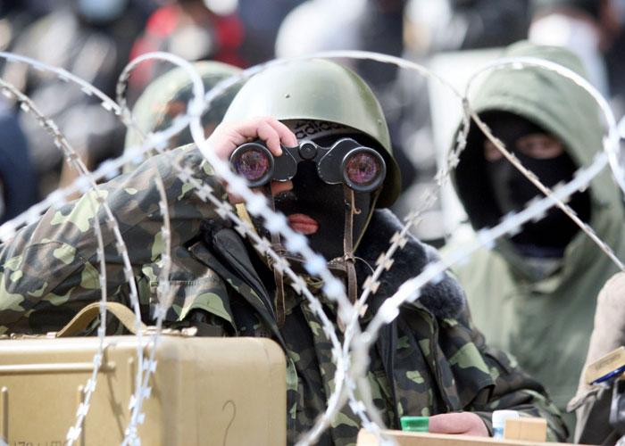 المخابرات الروسية تكشف عن محاولة اقتحام القرم من قبل قوات خاصة أوكرانية