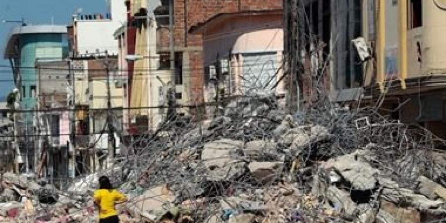 زلزال  يهز جنوب بيرو