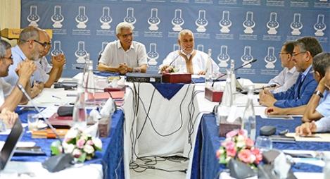 """الوزاني ترك قيادة حزب"""" العهد"""" ويترشح مع العدالة والتنمية لمواجهة البام بالحسيمة"""