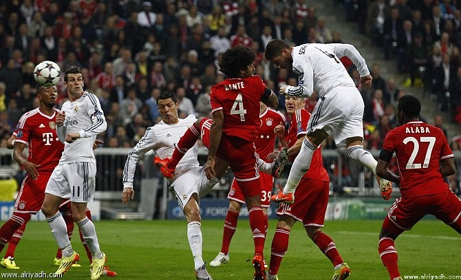 ريال مدريد يستعد جيدا للسوبر الاوروبية بفوزه على بايرن 1-صفر