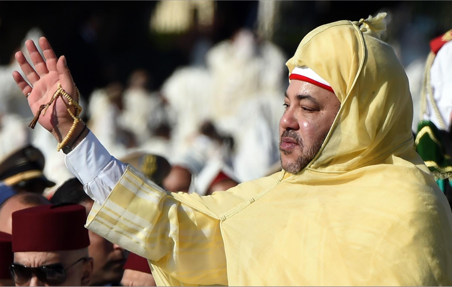 محمد السادس ملك الإصلاح والنهضة في المغرب