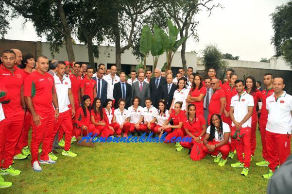 البرنامج الكامل للمشاركة المغربية بأولمبياد ريو