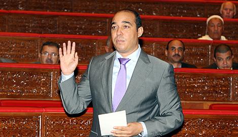 أوزين يخوض غمار الانتخابات التشريعة بدائرة افران