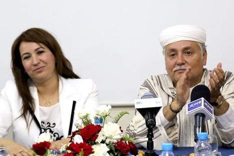 رغم إلتحاقها مؤخرا…حزب نبيل بنعبد الله يكافئ إبنة الزايدي ويمنحها مقعدا في البرلمان