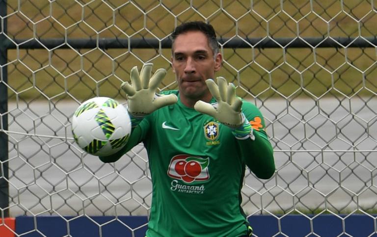 الحارس البرازيلي براس  لن يشارك مع منتخب البرازيل  في الألعاب الأولمبية