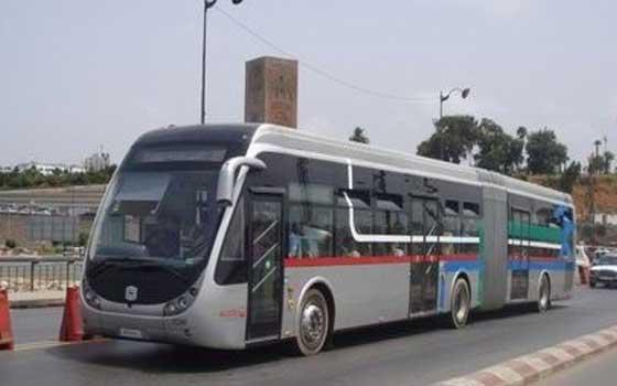 الداخلية تقترح زيادة درهم في تذكرة الحافلات بالرباط